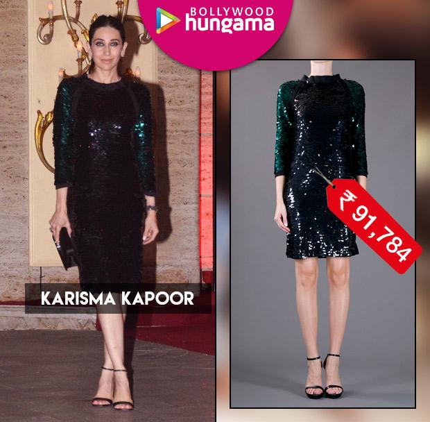 Celebrity Splurges - Karisma Kapoor