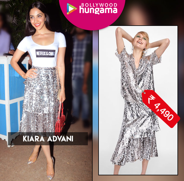 Celebrity Splurges - Kiara Advani