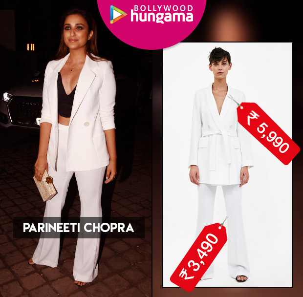 Celebrity Splurges - Parineeti Chopra
