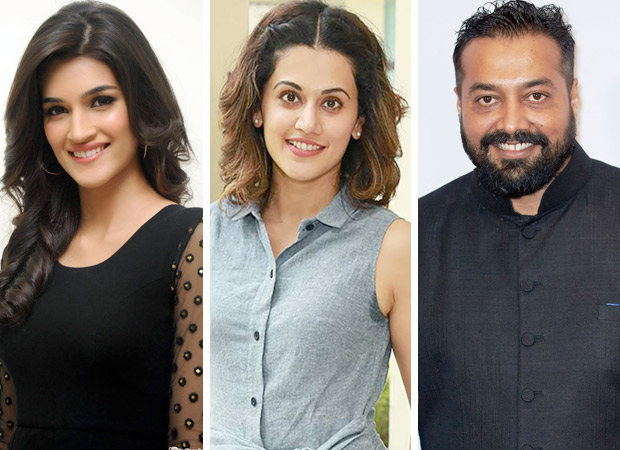 Did Kriti Sanon walk out of Taapsee Pannu, Anurag Kashyap's film Womaniya