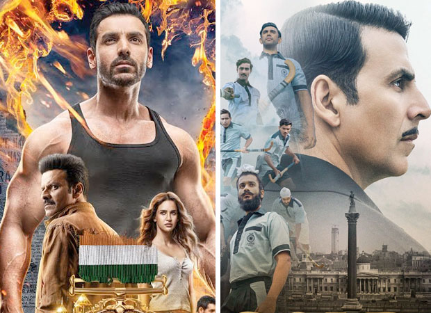 EXCLUSIVE: Here's what John Abraham thinks about Akshay Kumar's Gold CLASHING with his film Satyameva Jayate on Independence Day