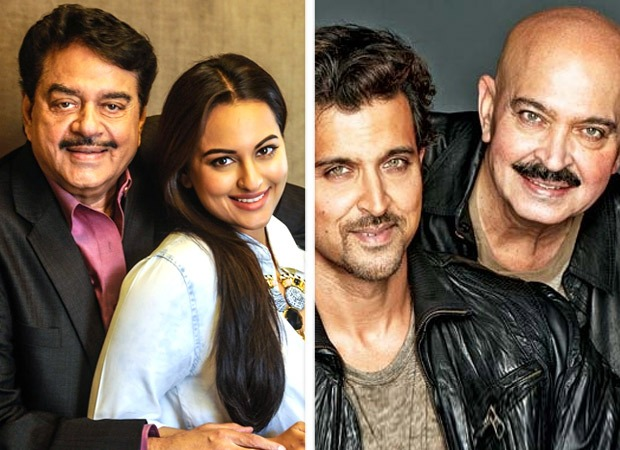 Father's Day Special Star Fathers who are protective of their star kids