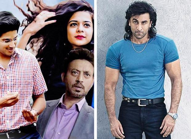 Irrfan Khan - Dulquer Salmaan's Karwaan trailer to be attached to Ranbir Kapoor's Sanju
