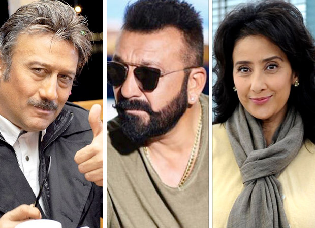 Jackie Shroff to REUNITE with Kartoos co-stars Sanjay Dutt and Manisha Koirala for Prasthaanam