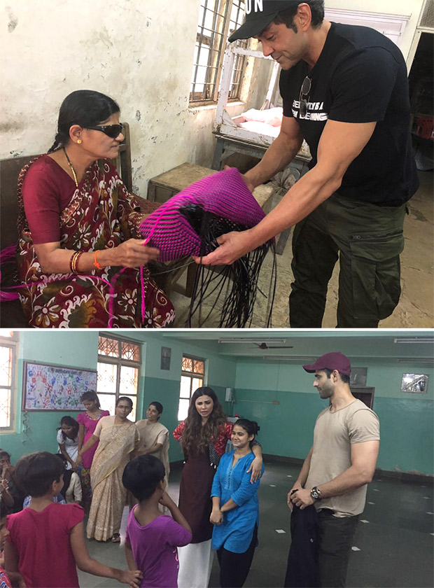 Jacqueline Fernandez, Anil Kapoor and other Race 3 actors take up special social initiatives while promoting the film