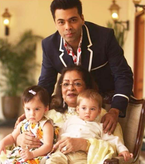 Karan Johar talks about how Yash and Roohi changed his life, coping with father's demise, mom Hiroo's support and why he made Kabhi Khushi Kabhie Gham