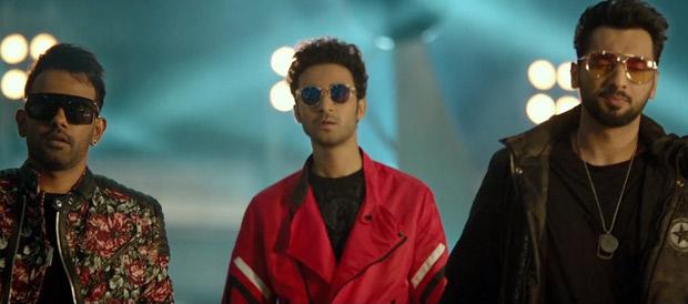 Nawabzaade: ABCD 2 gang Varun Dhawan, Shraddha Kapoor, Dharmesh, Raghav and Punit reunite for Guru Randhawa's new version of 'High Rated Gabru'