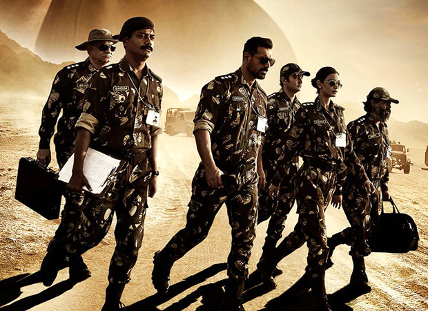 Box Office: Parmanu – The Story of Pokhran Day 10 in overseas