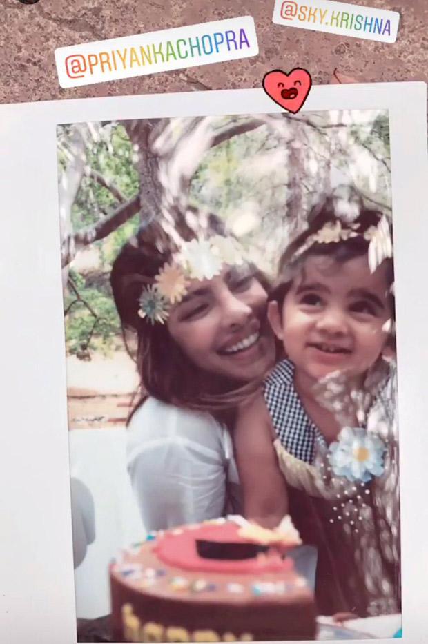Priyanka Chopra celebrates her niece's birthday in Los Angeles; shares cutest photos with her princess