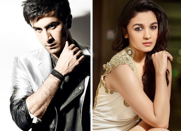 Ranbir Kapoor REVEALS an interesting plot detail from Alia Bhatt's Brahmastra