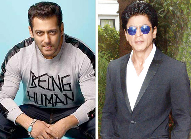 DOUBLE TREAT! Salman Khan and Shah Rukh Khan to come together this Eid