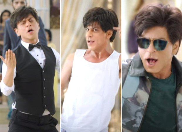 Shah Rukh Khan films 'Affoo Khuda' in the behind the scenes video from Zero teaser