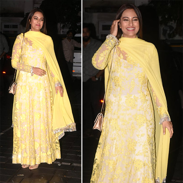 Sonakshi Sinha in Manish Malhotra at Aayush Sharma-Arpita Khan EID Bash (4)