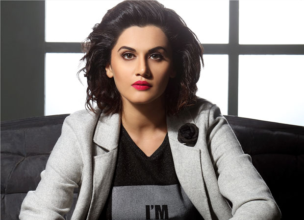 REVEALED: Taapsee Pannu to play the lead role in Gippy Grewal's rom-com Dare And Lovely