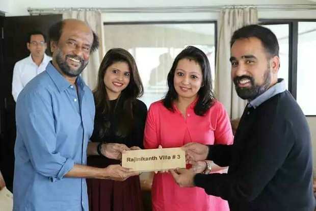 Wow! Rajinikanth gets a villa DEDICATED to his name in Kurseong and here are the details