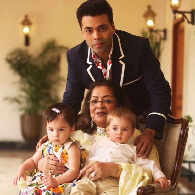Yash and Roohi Johar enter a screaming match with daddy Karan Johar, who wins? Watch video to find out
