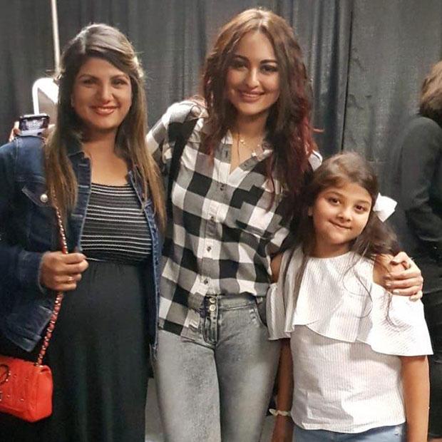 Judwaa Reunion: Rambha meets Salman Khan, Jacqueline Fernandez and others in Canada