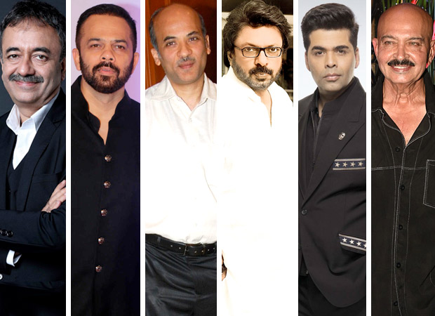 A look at Rajkumar Hirani and 5 other superstar directors of Bollywood with huge fan base