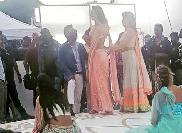 LEAKED pictures of Ajay Devgn and Rakul Preet Singh go VIRAL on social media