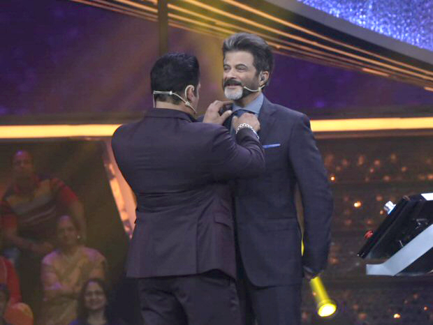 """""""Anil Kapoor is one of the most generous actors I've ever worked with,"""" says Salman Khan"""