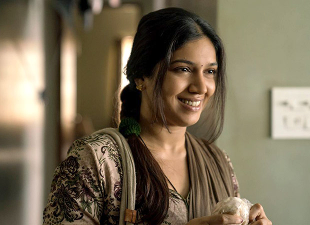Bhumi Pednekar CONFESSES that she was nervous about the lovemaking scene in Zoya Akhtar's directorial in Lust Stories