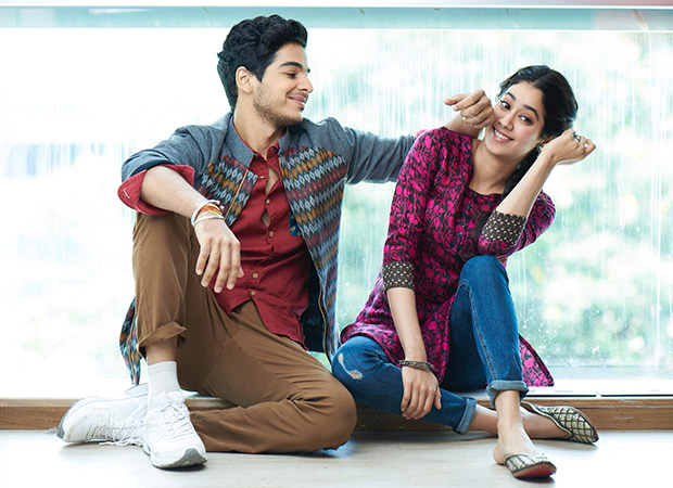 Box Office Dhadak Day 4 in overseas