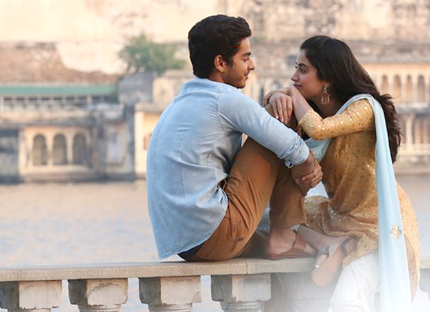 Box Office Dhadak exceeds expectations, brings in Rs. 8.71 crore on its opening Friday
