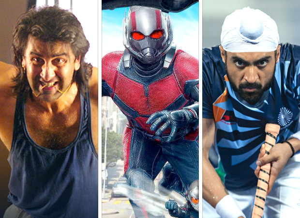 Box Office Sanju, Ant-Man And The Wasp, Soorma - Monday collections
