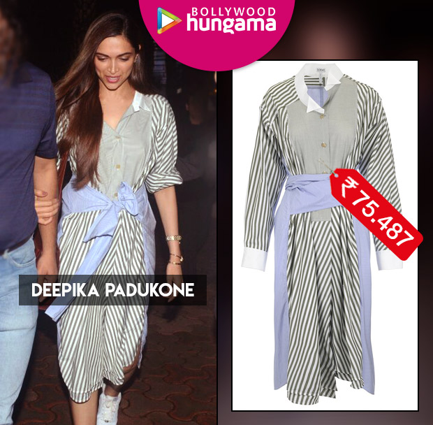 Celebrity Splurges - Deepika Padukone