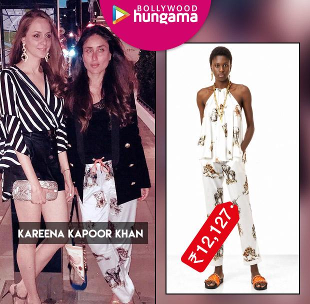 Celebrity Splurges - Kareena Kapoor Khan (Pants)