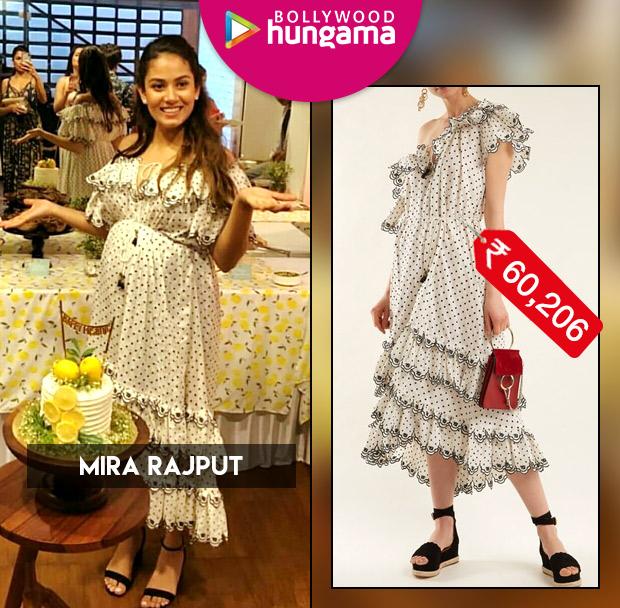 Celebrity Splurges - Mira Rajput Kapoor