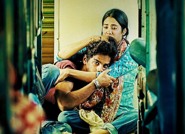 Dhadak collects approx. 1.3 mil. USD [Rs. 8.93 cr.] in overseas