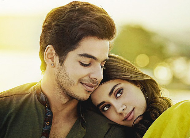 Dhadak collects approx. 2.28 mil. USD [Rs. 15.79 cr.] in overseas
