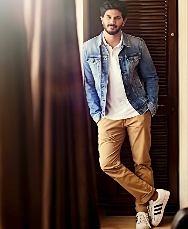 Dulquer Salmaan promotional style 4