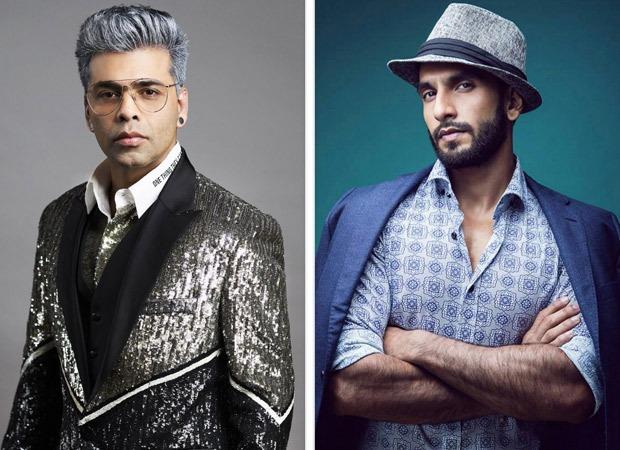 EXCLUSIVE Karan Johar to direct Ranveer Singh in a two hero project; 2nd hero to be locked