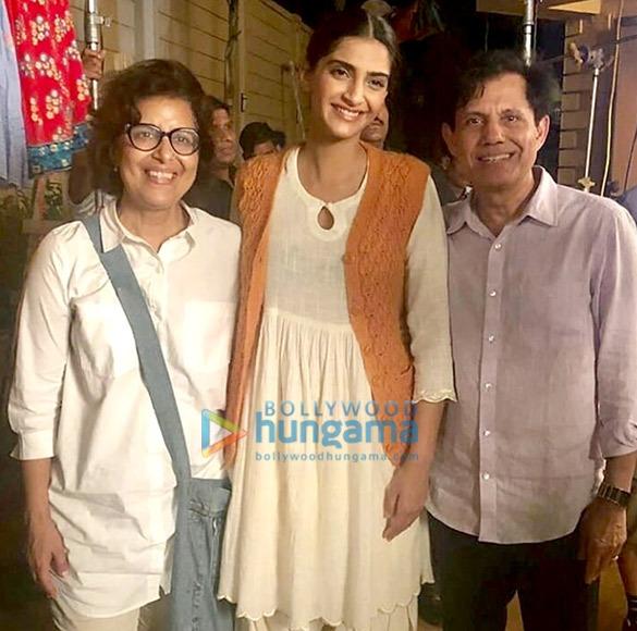 Sonam Kapoor, Anil Kapoor and Juhi Chawla wrap up Ek Ladki Ko Dekha Toh Aisa Laga