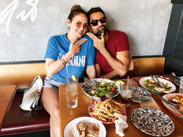 Esha Deol met cousin Abhay Deol for lunch and here's what happened!