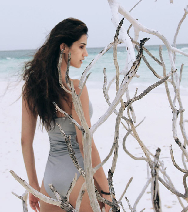 Fab and flawless Disha Patani looks scintillating in yet another HOT beachwear photo shoot
