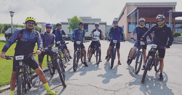 TRAVEL DIARIES: Farhan Akhtar tours Austria with his 'Cycos' as pedals his way through the beautiful locales