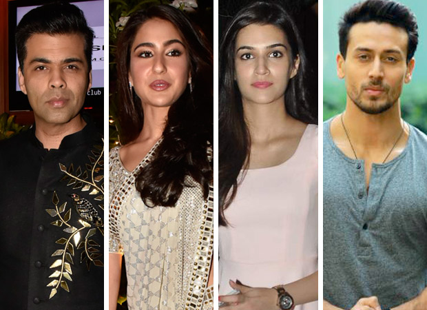 Get over the Nepotism debate! Karan Johar is helping Bollywood by launching actors and turning them superstars of tomorrow!
