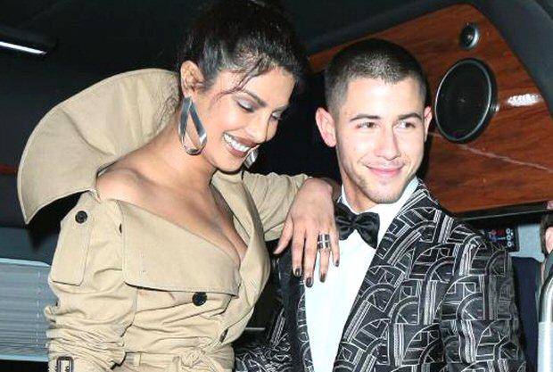 HOLY MOLY! Priyanka Chopra and Nick Jonas are reportedly ENGAGED