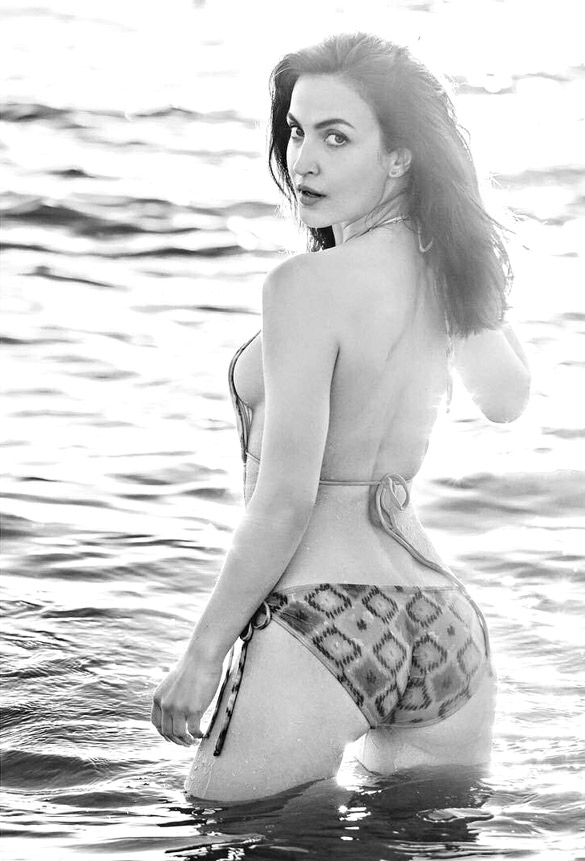 HOT! These super sexy bikini images of Elli Avram are sure to make this monsoon sizzle