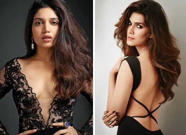 Has Bhumi Pednekar replaced Kriti Sanon in Womaniya?