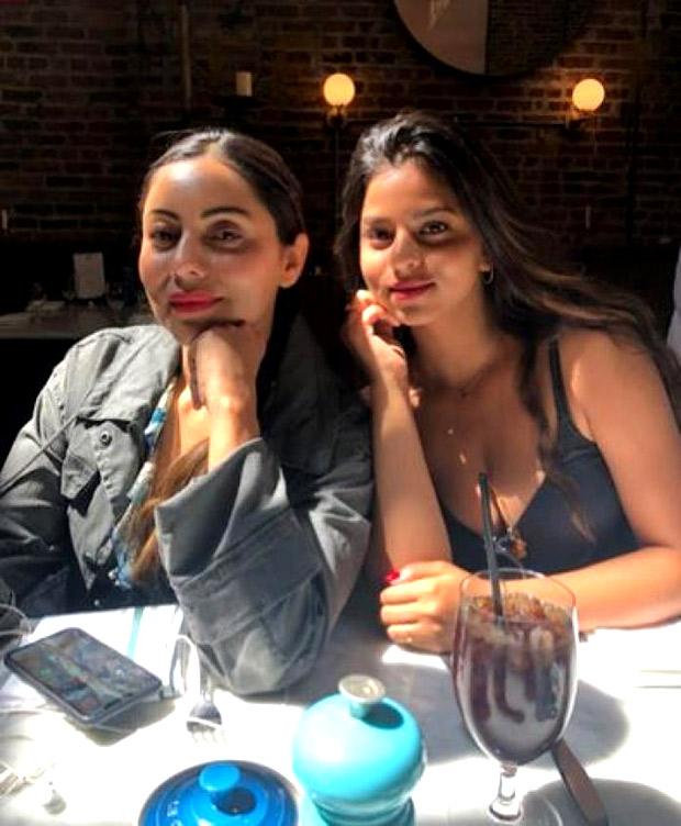 Hello Sunshine! Suhana and Gauri Khan take on the New York city (see pic)
