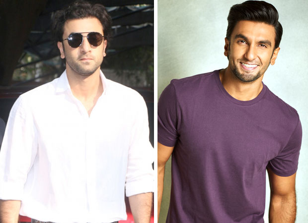 Here's what Ranbir Kapoor thinks about getting pitted against Ranveer Singh