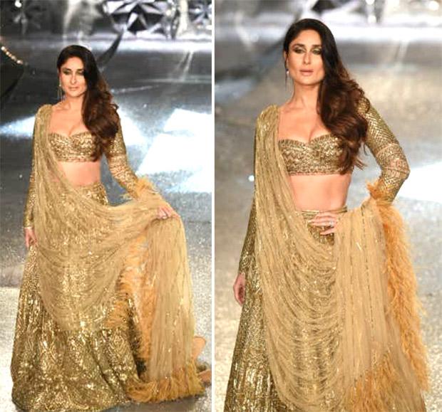 ICW 2018 Kareena Kapoor Khan for Falguni Shane Peacock