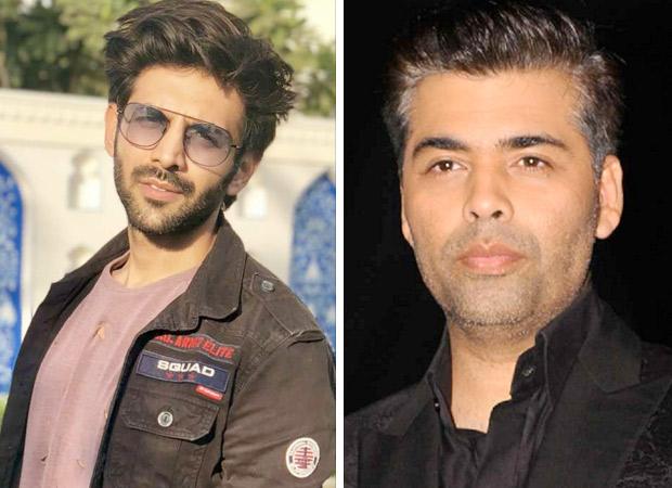 INSIDE STORY How Kartik Aaryan lost a Karan Johar film