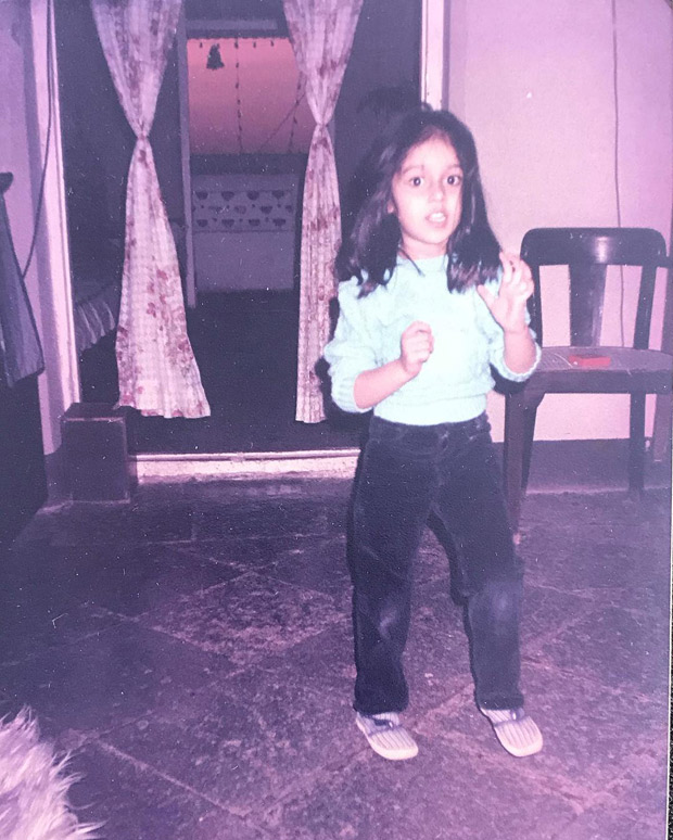 Ileana D'Cruz shares this throwback picture from her childhood and it is the CUTEST ever!