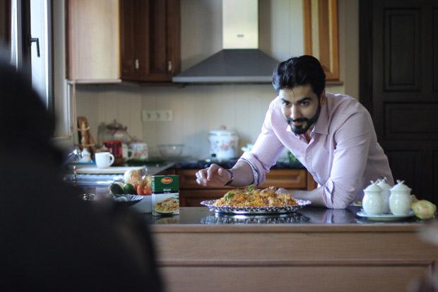 Imtiaz Ali directs an ad featuring Veere Di Wedding actor Ishwak Singh
