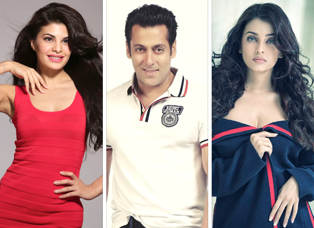 Jacqueline Fernandez gives INSIDE details on her equation with Salman Khan, expresses how Aishwarya Rai Bachchan is the perfect match for him